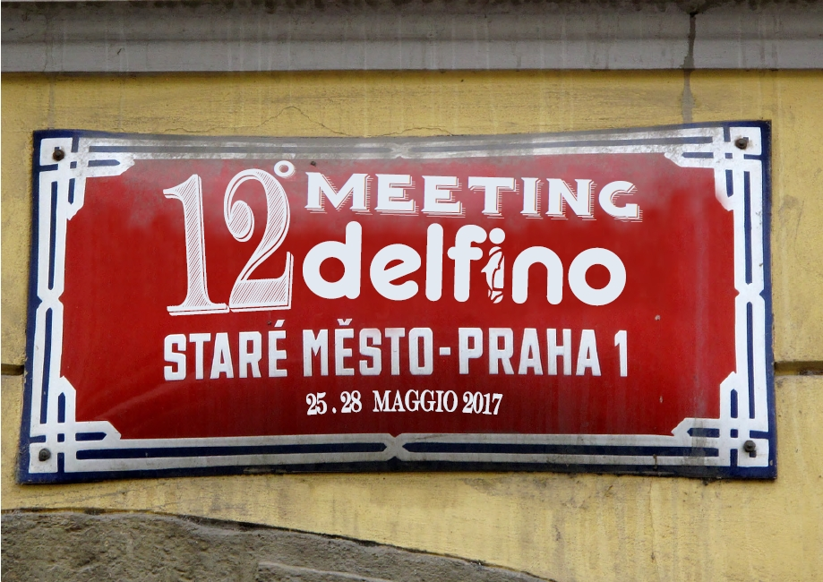 meeting delfino - 2017 praga